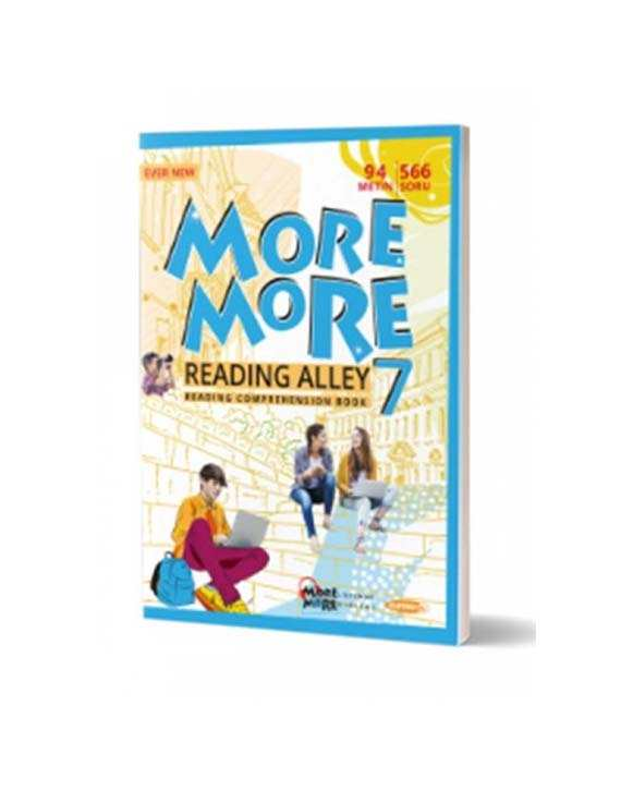 7. Sınıf More and More English Reading Alley Kurmay ELT